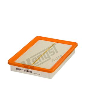 Air Filter Length: 255mm, Width: 174mm, Height: 40mm, Length: 255mm with OEM Number 281132D000