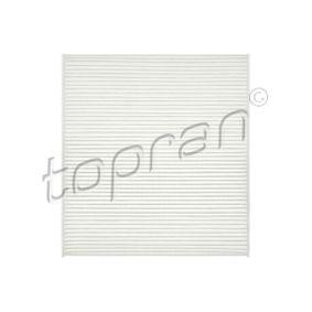 Filter, Innenraumluft Art. Nr. 115 544 120,00€