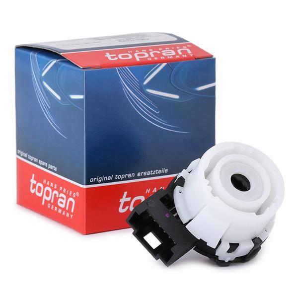 Ignition- / Starter Switch TOPRAN 114222 expert knowledge