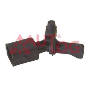Sensor, Raddrehzahl Länge: 65mm mit OEM-Nummer WHT003863