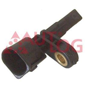Sensor, Raddrehzahl Länge: 66mm mit OEM-Nummer 7H0927803