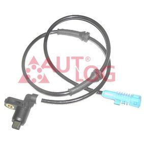 Sensor, wheel speed AS4056 206 Hatchback (2A/C) 2.0 HDI 90 MY 2001