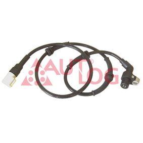Sensor, Raddrehzahl Länge: 930mm mit OEM-Nummer 1E00-43701B