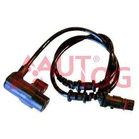 Sensor, Raddrehzahl mit OEM-Nummer 168-540-01-17