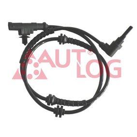 Sensor, Raddrehzahl Länge: 813mm mit OEM-Nummer 55700425