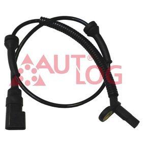Sensor, Raddrehzahl Länge: 625mm mit OEM-Nummer 4 370 937