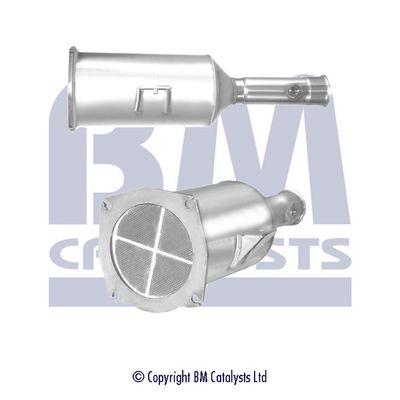 BM CATALYSTS филтър за сажди / твърди частици, изпускателна система  BM11026P