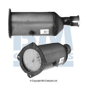 Ruß- / Partikelfilter, Abgasanlage mit OEM-Nummer 1731.VE