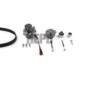 HEPU  PK06690 Set pompa apa + curea dintata Latime: 25mm