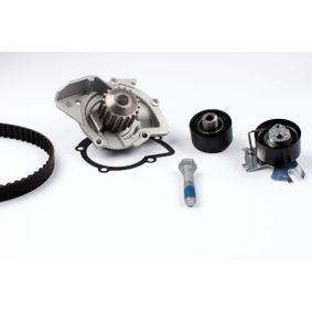 Water pump and timing belt kit Width: 25mm with OEM Number 1855735