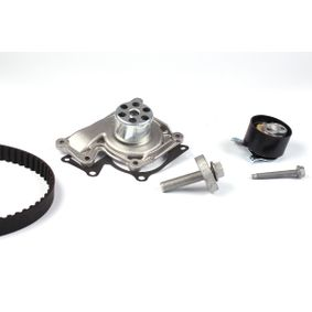 Nissan Qashqai J11 1.5dCi Wasserpumpe + Zahnriemensatz HEPU PK09651 (1.5dCi Diesel 2015 K9K 636)