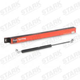 Heckklappendämpfer / Gasfeder Länge: 375mm, Hub: 135mm mit OEM-Nummer 74820-SR2-315
