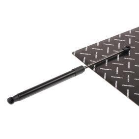 Heckklappendämpfer / Gasfeder Länge: 411mm, Hub: 160mm mit OEM-Nummer 5124 7 060 622