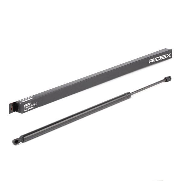 Heckklappendämpfer 219G0266 RIDEX 219G0266 in Original Qualität