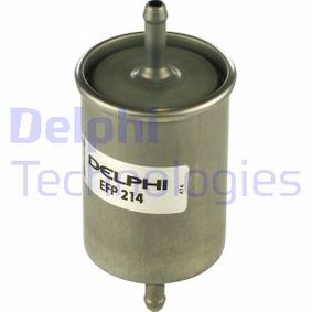 Fuel filter with OEM Number 6081 3871