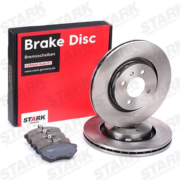 Brake Set, disc brakes STARK SKBK-1090276 expert knowledge