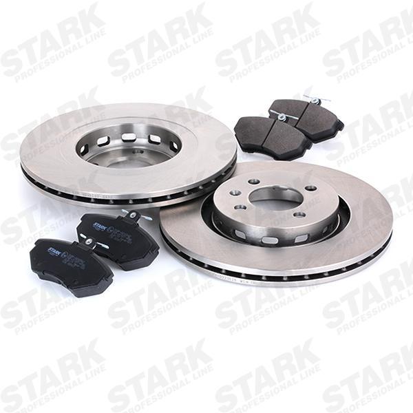 Brake Set, disc brakes STARK SKBK-1090276 4059191386734
