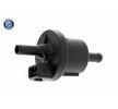 VEMO Ventil, Aktivkohlefilter V10-77-0033 für AUDI A6 (4B2, C5) 2.4 ab Baujahr 07.1998, 136 PS