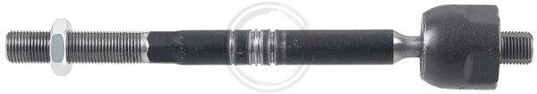 A.B.S.  240682 Articulatie axiala, cap de bara Lungime: 228mm
