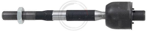 A.B.S.  240703 Articulatie axiala, cap de bara Lungime: 183mm