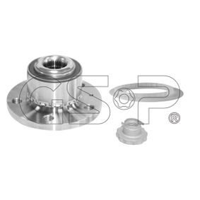 Wheel Bearing Kit Ø: 126,7mm with OEM Number 6R0407621E
