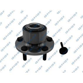 Wheel Bearing Kit 9336003K Focus 2 (DA_, HCP, DP) 2.0 TDCi MY 2010