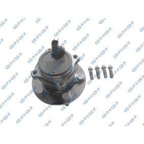 Cojinete de Rueda FORD FOCUS II (DA_) 1.8 TDCi de Año 01.2005 115 CV: Juego de cojinete de rueda (9400084K) para de GSP