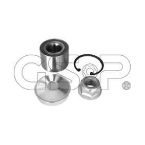Radlagersatz GK3525 TWINGO 2 (CN0) 1.2 16V Bj 2014