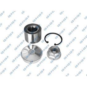 Radlagersatz GK3525 TWINGO 2 (CN0) 1.5 dCi 75 Bj 2019