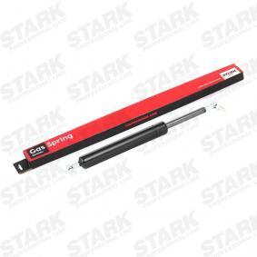 Heckklappendämpfer / Gasfeder Länge: 350mm, Hub: 100mm mit OEM-Nummer 04741SED900
