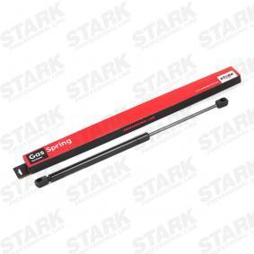 Heckklappendämpfer / Gasfeder Länge: 452mm, Hub: 170mm mit OEM-Nummer 7700815135