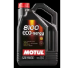 Motor MONDEO III Sedán (B4Y): 102898 MOTUL 8100, ECO-NERGY