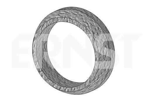 ERNST  492195 Dichtring, Abgasrohr Innendurchmesser: 53,5mm, Ø: 68,5mm