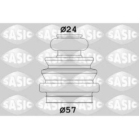 SASIC  1906039 Faltenbalgsatz, Antriebswelle