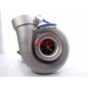 Turbocharger Pneumatic, Euro 3 with OEM Number 1753587
