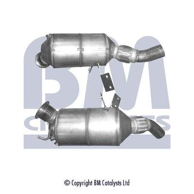 BM CATALYSTS филтър за сажди / твърди частици, изпускателна система  BM11041H