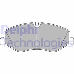 Bremsbelagsatz, Scheibenbremse Höhe: 74mm, Dicke/Stärke 2: 21mm mit OEM-Nummer 447 420 0220