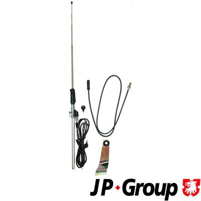 JP GROUP  1100900400 Aerial Telescope