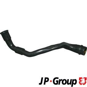 JP GROUP  1111152300 Schlauch, Zylinderkopfhaubenentlüftung