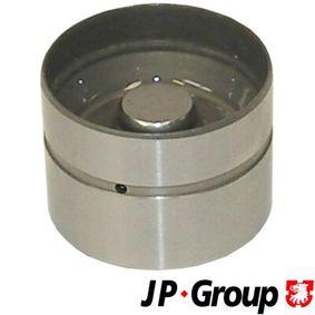 JP GROUP Ventilstößel 1111400900 für AUDI 80 (8C, B4) 2.8 quattro ab Baujahr 09.1991, 174 PS