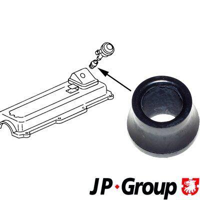 JP GROUP  1112101702 Zahnriemen Länge: 734mm, Breite: 21mm