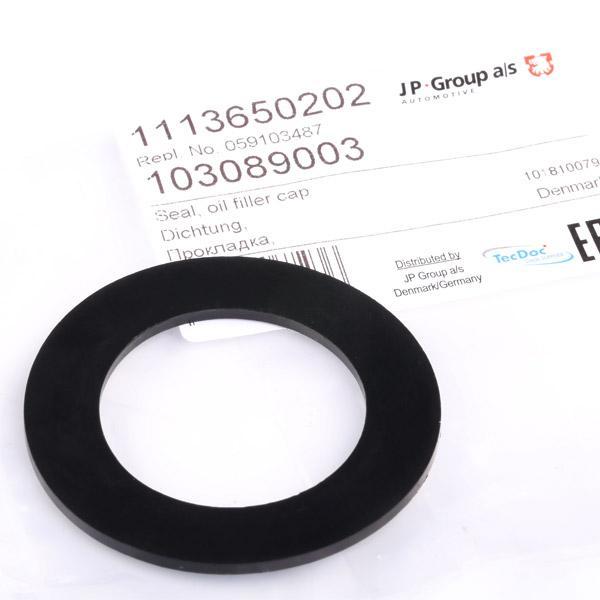 Dichtung, Öleinfüllstutzenverschluss 1113650202 JP GROUP 1113650202 in Original Qualität