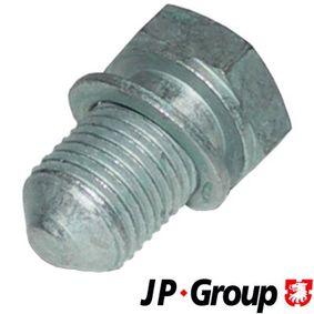JP GROUP  1113800100 Sealing Plug, oil sump