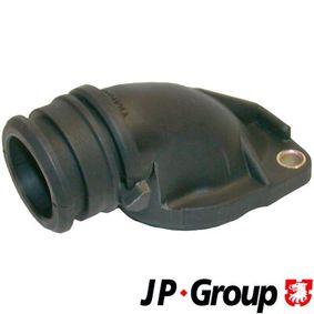 Kühlmittelflansch VW PASSAT Variant (3B6) 1.9 TDI 130 PS ab 11.2000 JP GROUP Kühlmittelflansch (1114501600) für