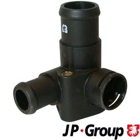 Kühlmittelflansch VW PASSAT Variant (3B6) 1.9 TDI 130 PS ab 11.2000 JP GROUP Verschlußstopfen, Kühlmittelflansch (1114550310) für