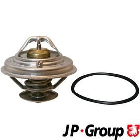 JP GROUP Thermostat, Kühlmittel 1114600410 für AUDI A6 (4B2, C5) 2.4 ab Baujahr 07.1998, 136 PS