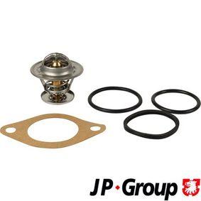 JP GROUP Thermostat, Kühlmittel 1114601210 für AUDI A3 (8P1) 1.9 TDI ab Baujahr 05.2003, 105 PS