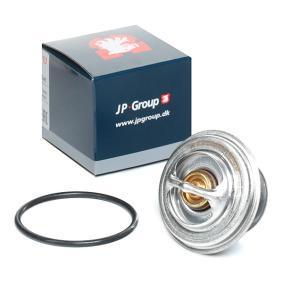 JP GROUP Thermostat, Kühlmittel 1114601310 für AUDI COUPE (89, 8B) 2.3 quattro ab Baujahr 05.1990, 134 PS