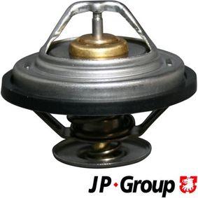 JP GROUP Thermostat, Kühlmittel 1114601500 für AUDI A6 (4B2, C5) 2.4 ab Baujahr 07.1998, 136 PS