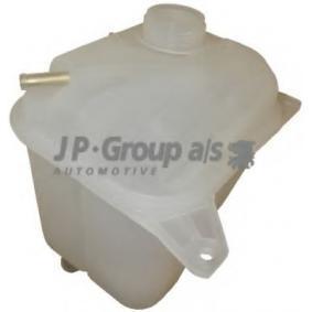 JP GROUP Ausgleichsbehälter, Kühlmittel 1114701500 für AUDI 80 (8C, B4) 2.8 quattro ab Baujahr 09.1991, 174 PS